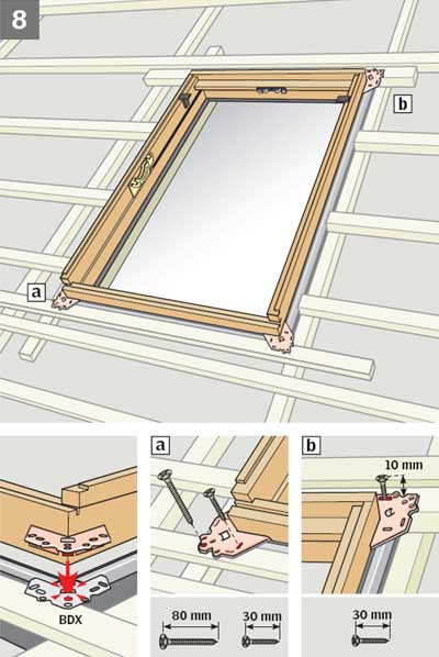 Velux Windows Installation >> How to fit a VELUX Window