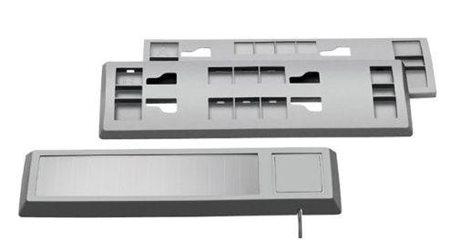 Panel for Solar Window