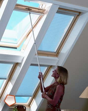 Velux ZCT 100 extension