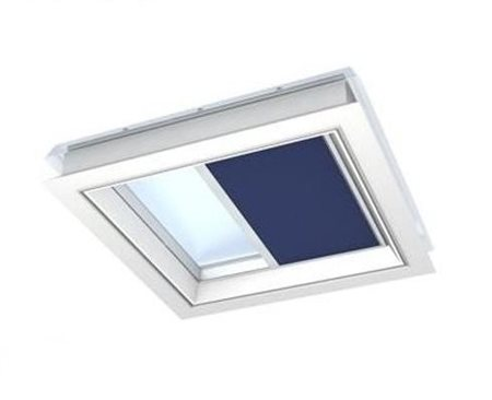 Velux Electric Pleated Blind